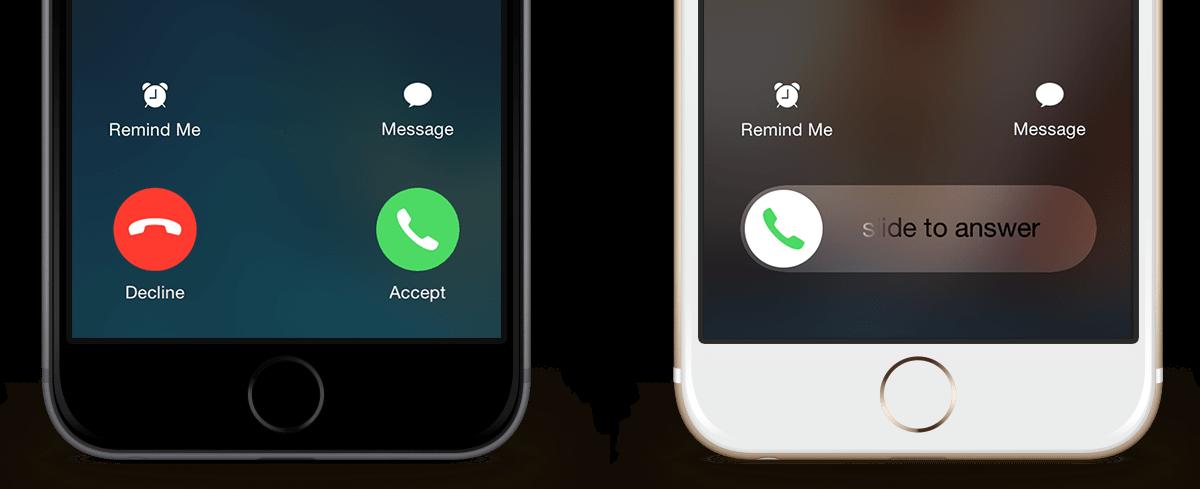 iPhone-Telefone-Recusar-Aceitar