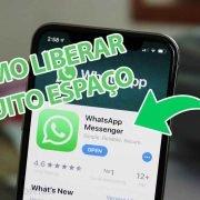 Como liberar muito espaço no seu iPhone ou Android com o WhatsApp | TechApple.com.br
